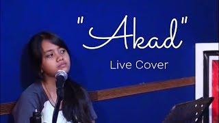 Akad - Payung Teduh Live Cover by Hanin Dhiya & Follow Band