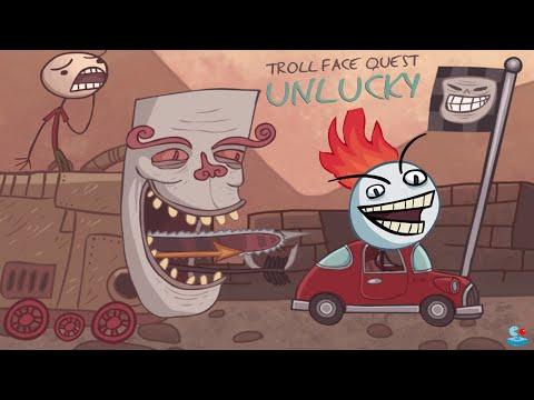 Trollface Quest 1, 2, 3, 4, 5, 6, 7, 8, 9, 10, 11, 12, 13