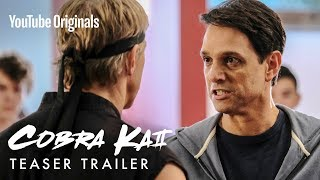 First Look Cobra Kai Season 2 | Official Teaser thumbnail