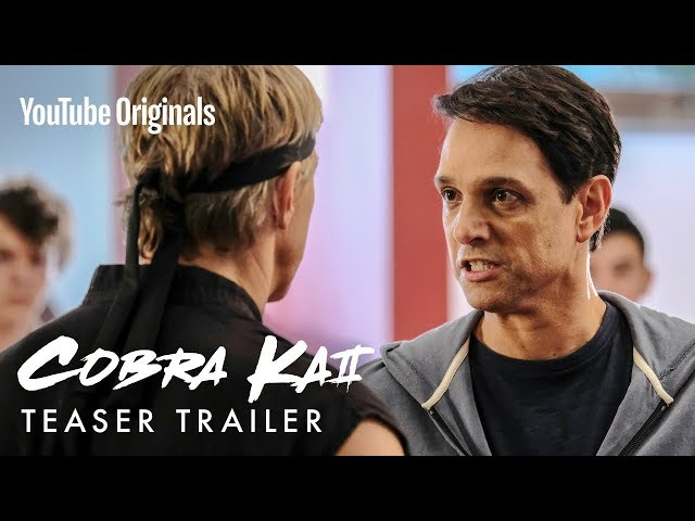 First Look Cobra Kai Season 2 | Official Teaser