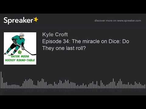 Episode 34: The miracle on Dice: Do They one last roll? (part 1 of 4)