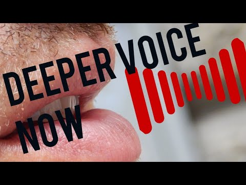 Download How To Deepen Your Voice FTM (Works Pre-T Instant)