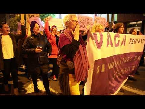 Manifestación del 8 de Marzo en Elche (Diario de Alicante)