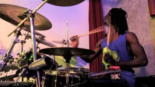 "Drums - Fred & Friends featuring Fred Boswell Jr. playing ""The Chicken"""