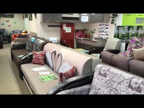 Мягкая мебель в магазине Диван.