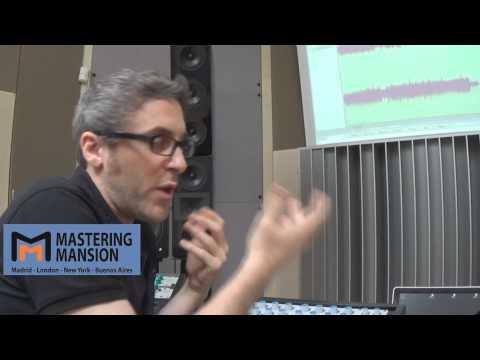 Masterizacion. Aprende a masterizar. Como masterizar. Tutorial de mastering parte 1 de 4.