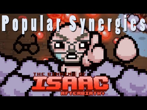 The Binding of Isaac Afterbirth Plus | Tear! | Popular Synergies!