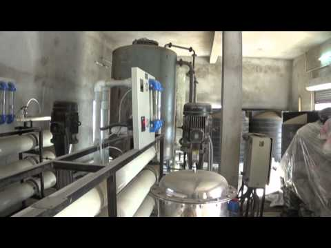 Automatic Water Treatment Plant, RO Plant Manufacturers