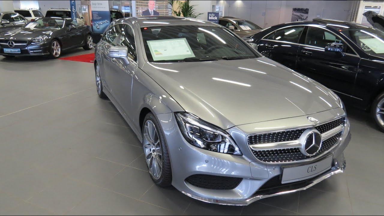 2015 Mercedes CLS 350 Bluetec YouTube