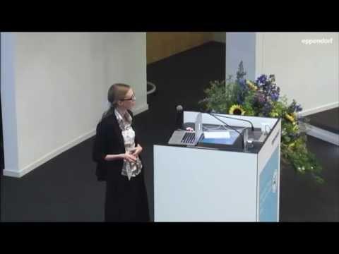 Eppendorf Award 2014 Ceremony – Winner: Madeline Lancaster
