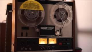 """Julie Andrews """"Spoonful of Sugar"""" on reel to reel tape"""