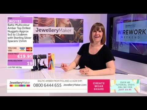JewelleryMaker LIVE 26/02/17: 6pm - 11pm