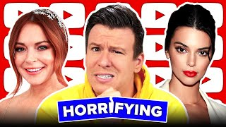 "That ""Horrifying"" Lindsay Lohan Video Exposed More Than David Letterman. Lets Talk About That & More"