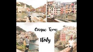 Cinque Terre - İtalya'nın en güzel köyleri