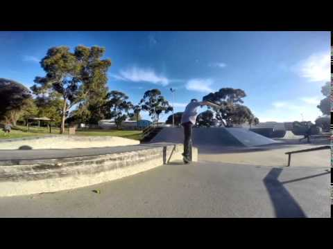 IT's SUN SK8 IN PERTH FOOTAGE