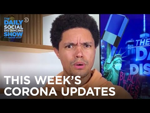 This Week's Coronavirus Updates - Week of 9/21/2020 | The Daily Social Distancing Show