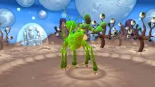 Spore Creature Creator Video - BB (reloaded)