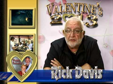 RICK DAVIS TALKING GOLD VALENTINES 2013 SHOW 13
