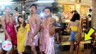 Inilah Pasar Malam Di Thailand Yang Siap Memanjakan Mata dan Lidah Kamu