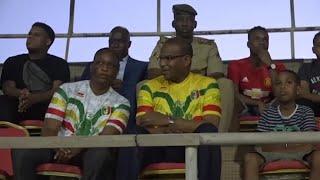 Mali, LES MENACES DE LA FIFA