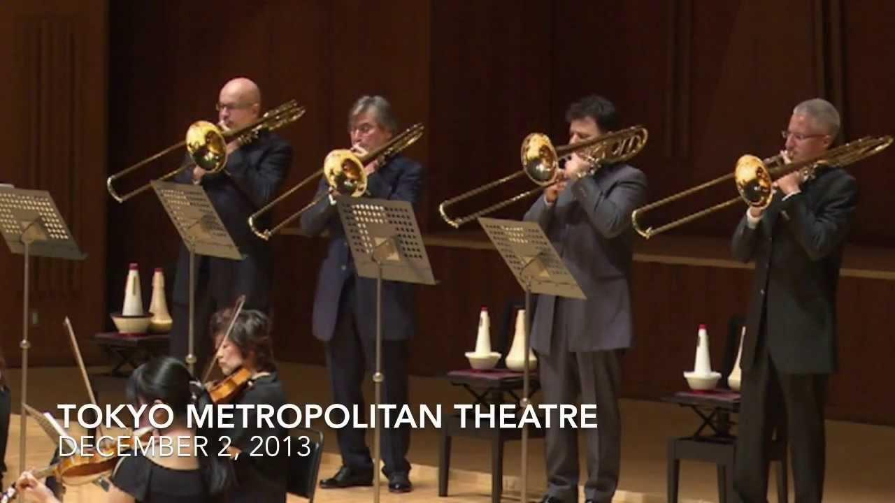 Slokar Quartet - Live in Tokyo - J. Koetsier: Concertino - 1. Allegro con brio
