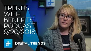 Trends with Benefits podcast: Amazon Alexa in everything, 3000 Amazon Go stores, SpaceX Moon trip