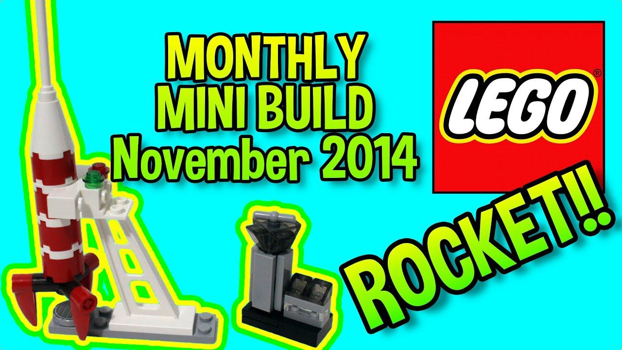 november lego mini build