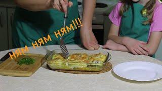 Фото Мясные кабачки//Как приготовить мясные кабачки?//