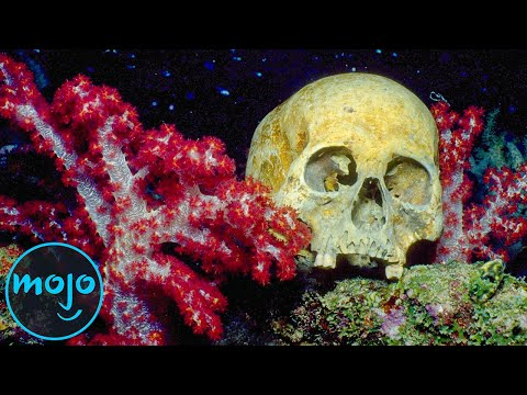 Top 10 Most Haunted Bodies of Water