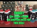 Target Deals:  20¢ Shave Cream---NO COUPONS NEEDED!!!!  Cheap Jar Candles too!