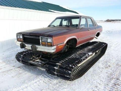 歴史上最も信じられない車の改造例10選