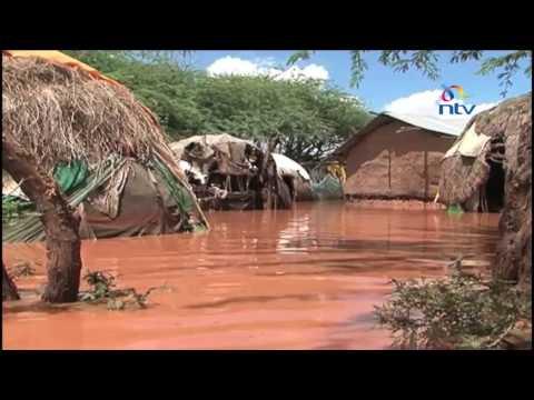 Garissa floods destroy farmers crops