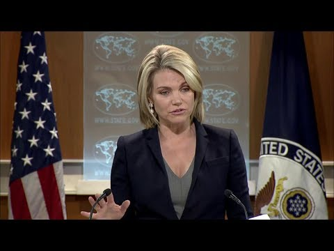 Department Press Briefing - June 6, 2017