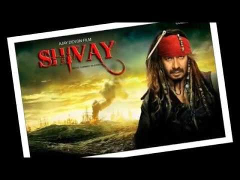 !!!Shivaay!!! songs - Tu Hi Wajah || Ajay Devgn|| Sayesha Saigal Feat Atif Aslam , Shreya Ghoshal