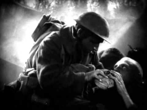 """The Ninth Of November"" -The Dying Soldier Sequence from John Ford's FOUR SONS (1928)"