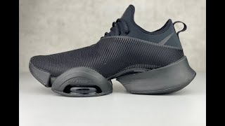 Nike AIR ZOOM SuperRep 'Black/Anthracite' | UNBOXING & ON FEET | Fitness shoes | 2021