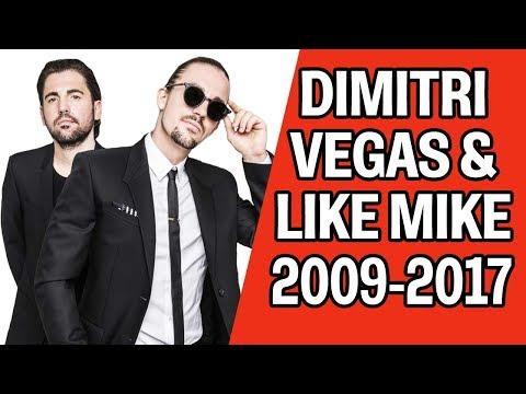 Dimitri Vegas & Like Mike  Evolution  -  🔥🔥🔥