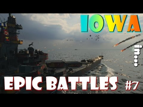 World Of Warships - Epic Battles #7 - Such Epic Teamwork