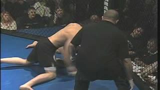 Cage Fighting. Travis Cook vs Scott Engwall. WKTV Sports Presents: UCF CageCombatMMA.com. WKTV.org
