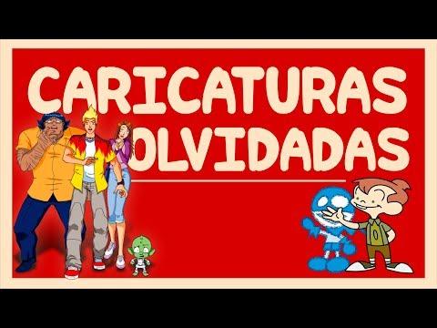 5 CARICATURAS OLVIDADAS. / TOON CENTER / PROVINCIA STUDIOS