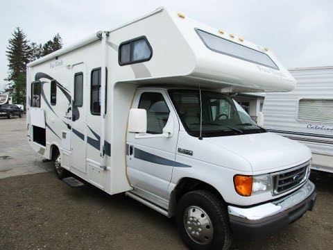 2007 four winds 23a used class c motorhome for Used class c motor home