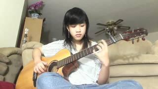 Mong Uoc Ki Niem Xua guitar Fingerstyle