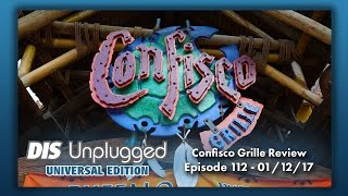 Confisco Grille Review | Universal Edition | ...
