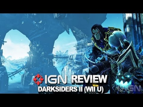 Darksiders II (Wii U Version) Video Review - IGN Reviews