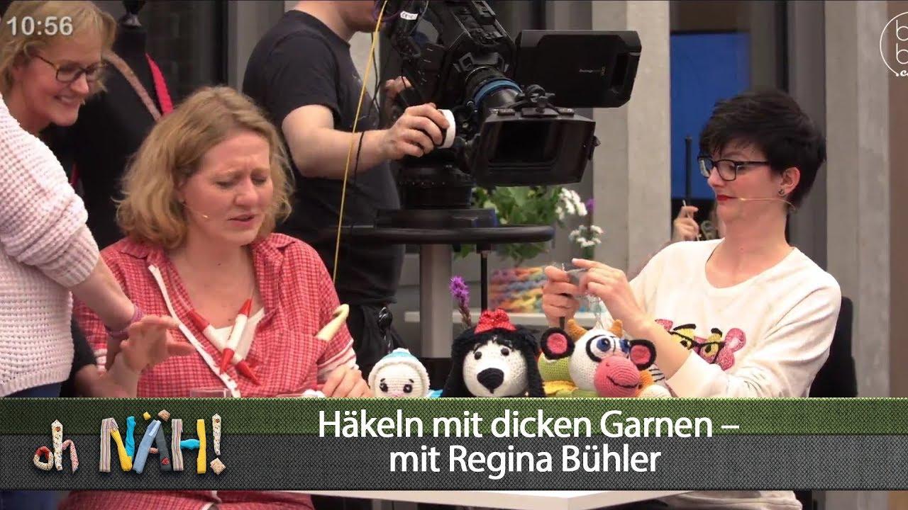 oh NÄH! – Häkeln mit dicken Garnen (Aufzeichnung vom 16.02.2018 ...