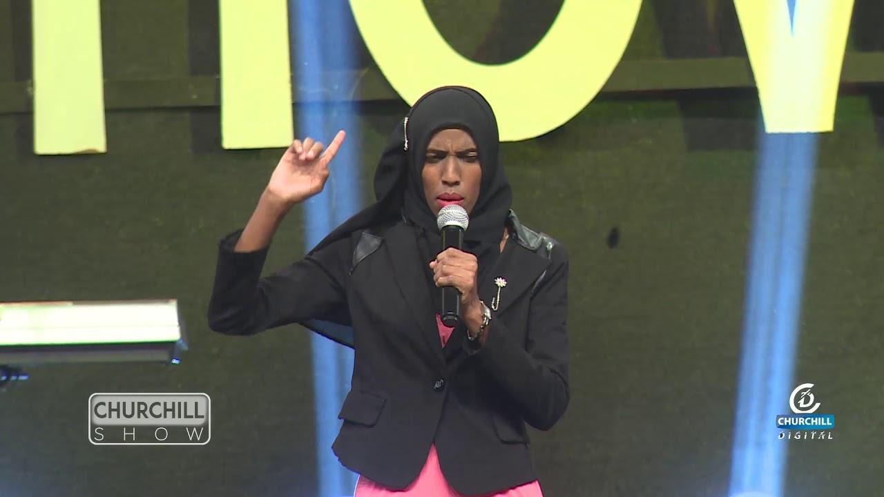 Image result for nasra yusuf comedian