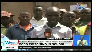 Nyabururu Girls students admitted in hospital over suspected food poisoning