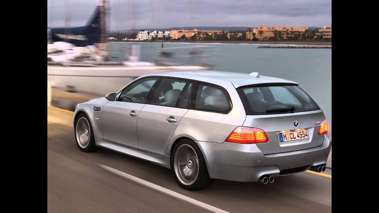 2008 BMW M5 Touring - YouTube