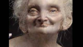 Photoshop Extreme Makeover - Angela Talbot´s Old Lady
