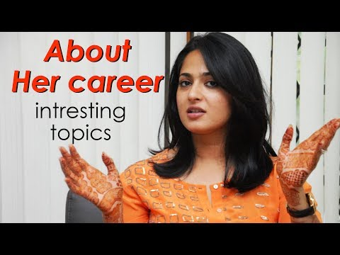 Unknown facts about new movie by her self    anushka marriage